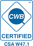 CWB Group - Certified CSA W47.1
